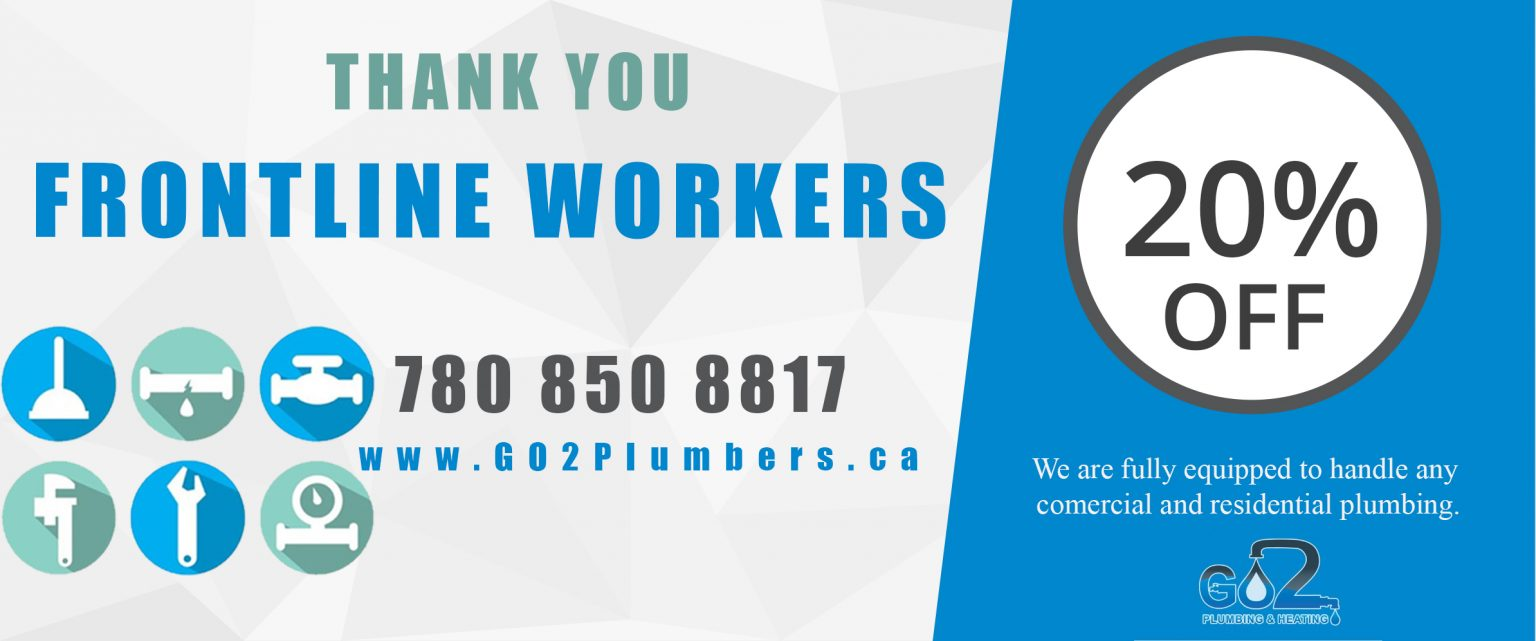 Go2Plumbers 20% Discount Coupon