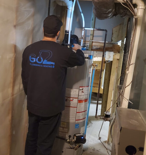 The Best Hot Water Tank/ Water Heater Repair and Replacement Service in Edmonton