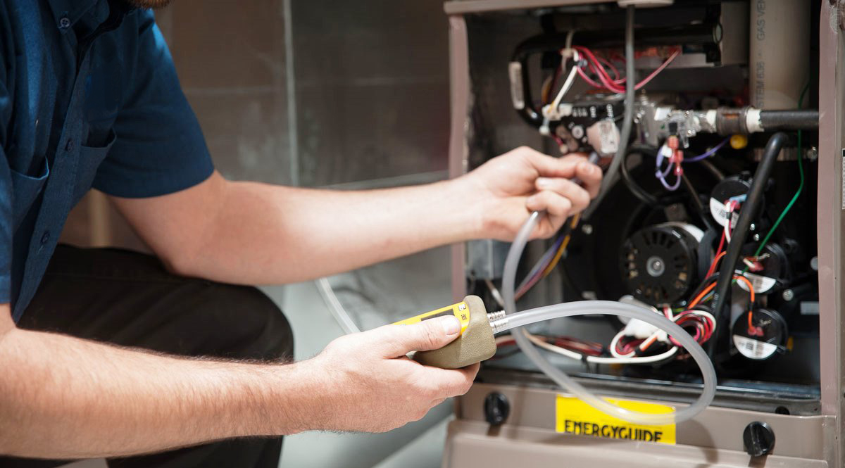 Edmonton Furnace Repairs and Replacements