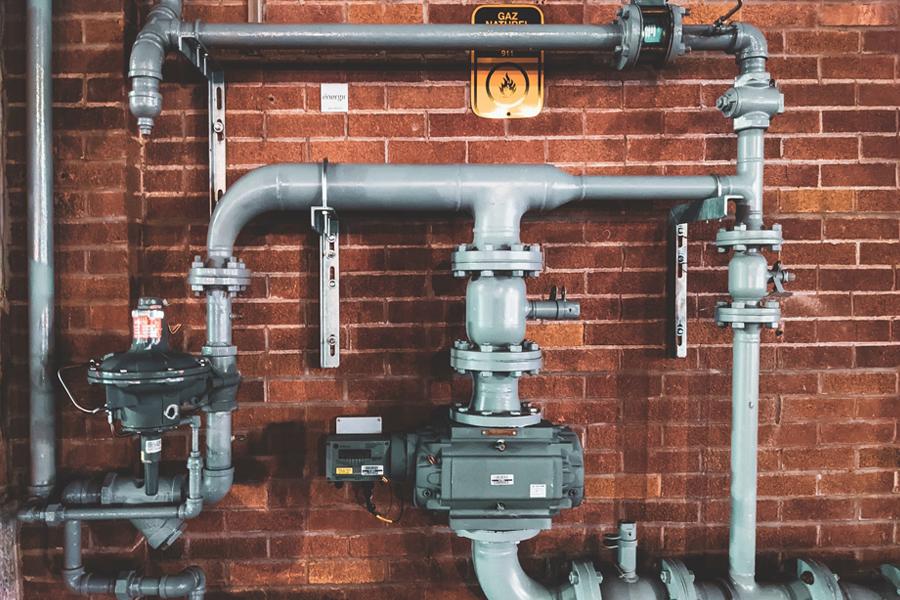 Gas Line Repair & Replacement in Edmonton